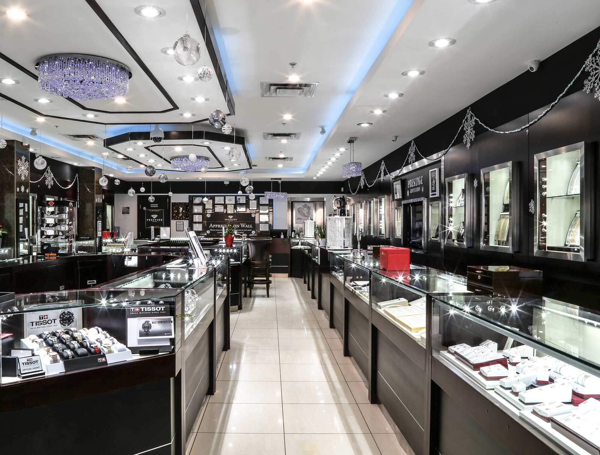 Prestige Jewellers Gallery